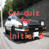 Car quiz for Initial D