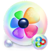 Color Bubbles GO Launcher