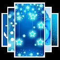 Blue Wallpaper icon