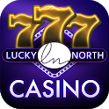 Lucky North Casino | Fun Casino Games and Slots! icon