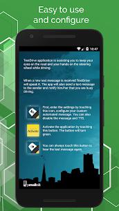 TextDrive Pro – Autoresponder / No Texting App v2.4.4 Pro Apk [Latest] 3