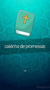 Caixinha de Promessas apk screenshot 1