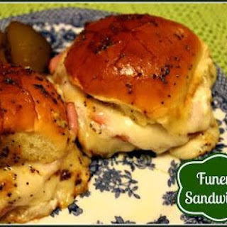 Funeral Sandwiches.