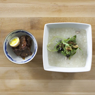 Traditional Vietnamese Breakfast.