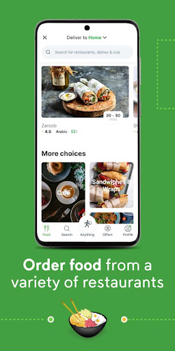Careem - Rides, Food, Shops, Delivery & Payments screenshot 4