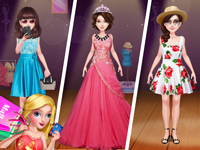 Fashion City Star - Shopping Mall Girl Makeover - náhled