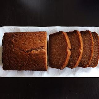 Applesauce Loaf.