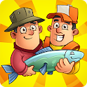 Idle Fishing Empire - Fish Tap Tycoon icon