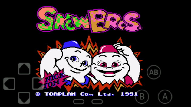 Classic arcade emulator apk screenshot