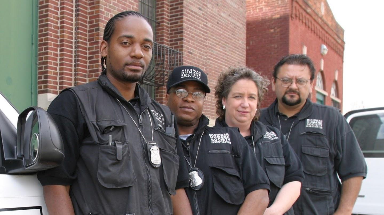 Watch Animal Cops: Detroit live