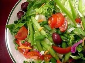 Carrie's Veggie Salad