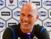 """Clement sust Club Brugge-fans: """"We willen ons gericht versterken, voor hetzelfde geld hadden hier al twee of drie nieuwe spelers gestaan"""""""