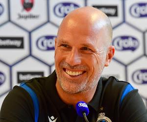 """Philippe Clement met la pression sur son noyau: """"Ici, c'est un club du top"""""""