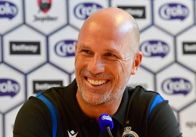 Club Brugge ziet een speler terugkeren uit quarantaine