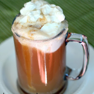 Butterbeer with Salted Butterscotch Sauce