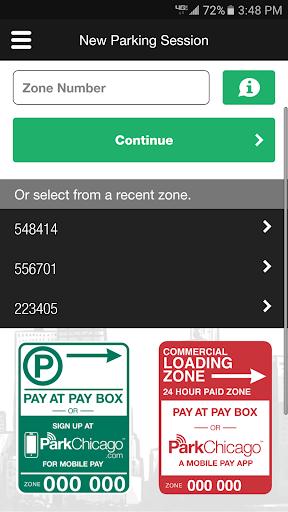 ParkChicago Screenshot