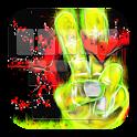 Theme Keyboard Rasta icon