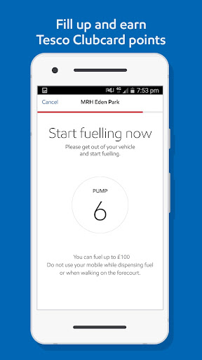 Esso: Pay for fuel & get points 0.7.7 screenshots 3