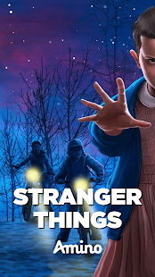 Stranger Things Amino - náhled