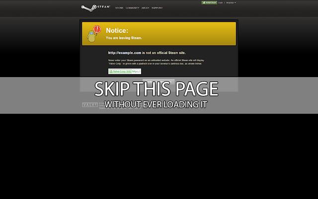 Steam Web Filter Bypasser