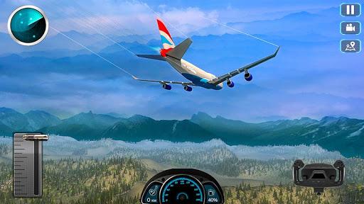 Airplane Flights Driver Flying Plane Simulator 1.0 screenshots 2
