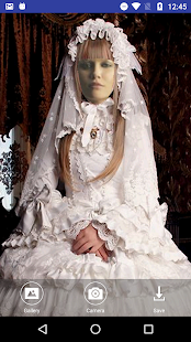 Bride Face Changer Photo Editor - náhled