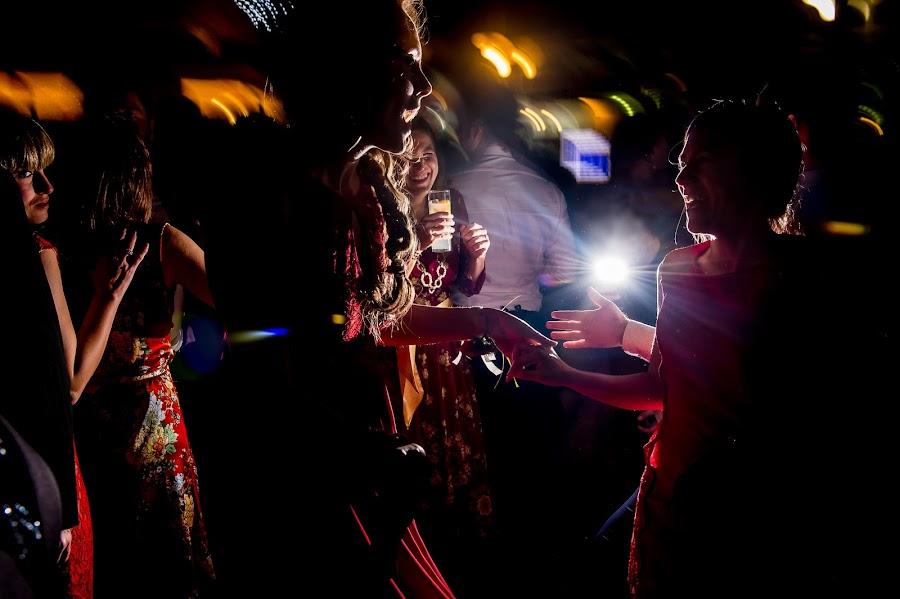 Fotógrafo de bodas Alberto Sagrado (sagrado). Foto del 08.11.2017