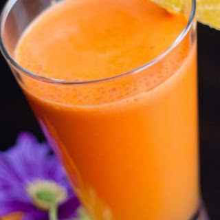 Carrot and Orange Juice Recipe