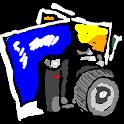 Draw Me PNG JPEG icon