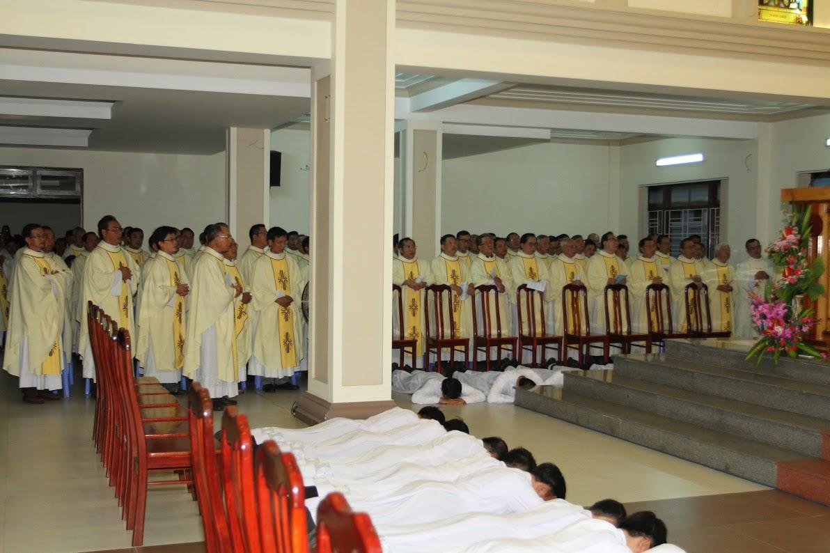 Lễ Phong Chức Phó Tế tại Toà Giám Mục Nha Trang - Ảnh minh hoạ 16