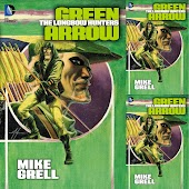 Green Arrow: The Longbow Hunters