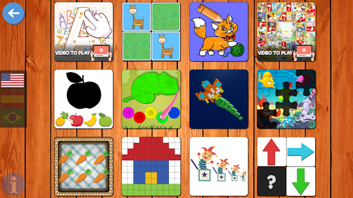 Kids Educational Game 5 2.2 screenshots 1