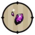 魔法石の欠片