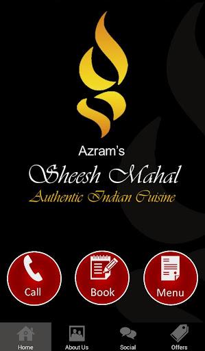 Azram's Sheesh Mahal Leeds
