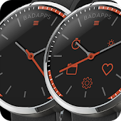 BadApps Animated Watch Face