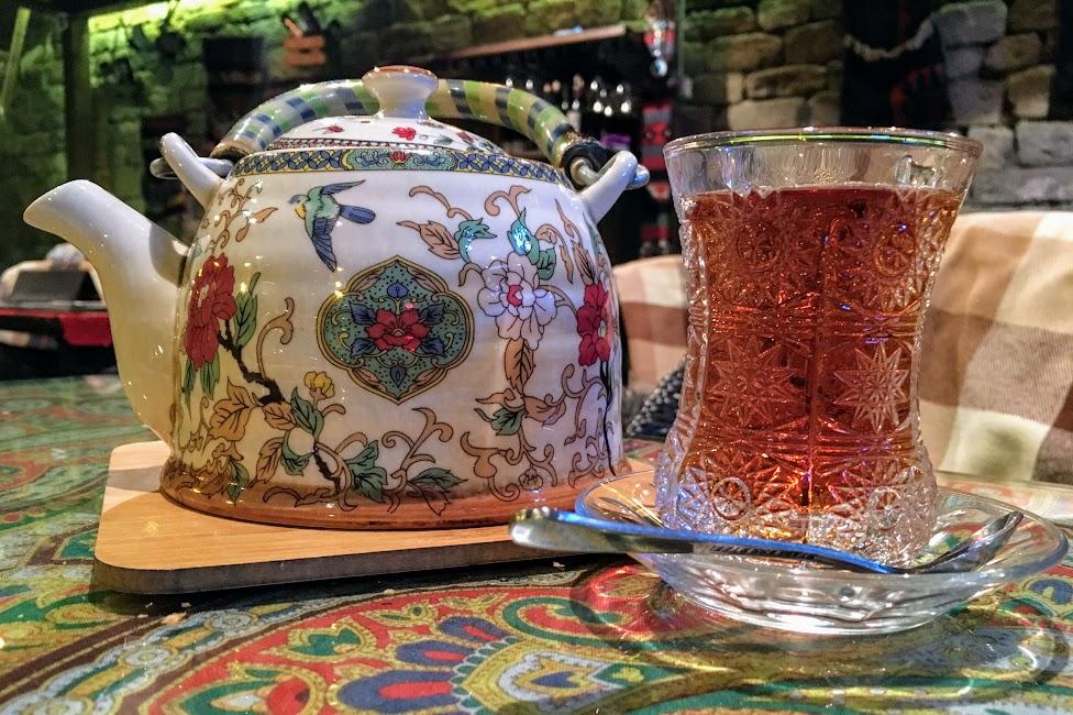 Azerbejdżan, kuchnia, herbata, kuchnia Azerbejdżanu
