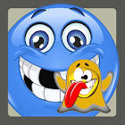 Bouncy Emoji Salto icon