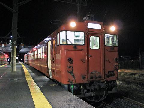 JR東日本 キハ40系 津軽線