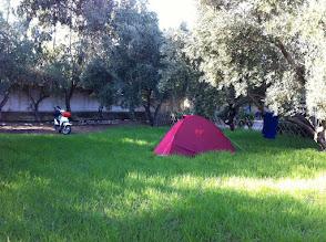 Photo: Onagha camping :-)