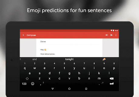 SwiftKey Keyboard screenshot 05