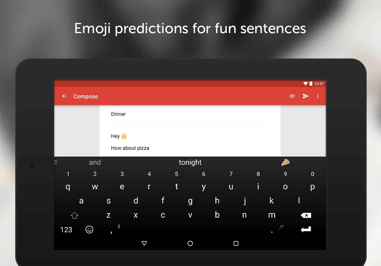 SwiftKey Keyboard screenshot #6