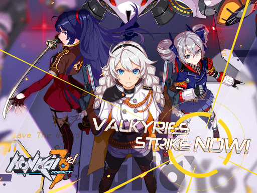 Honkai Impact 3rd 1.8.0 screenshots 7