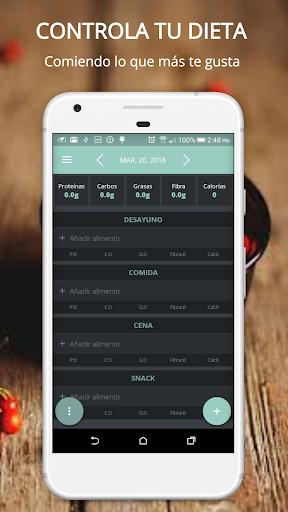 Contador de Calorías Fitmacro screenshot 4
