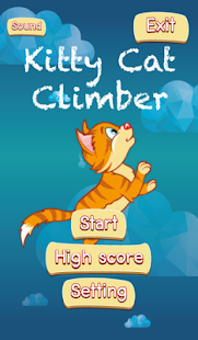 Kitty Cat Climber- screenshot thumbnail