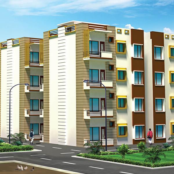 Hero Gharaunda Apartment