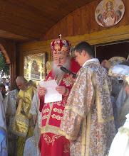 Photo: Поздравително слово на Негово Преосвещенство Триадицкия епископ Фотий.