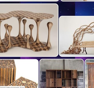 Design Wood Furniture - náhled