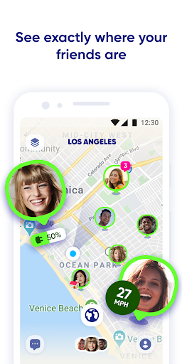 Zenly - Your map, your people 4.29.1 Screenshots 1