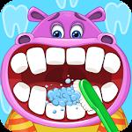 Children's doctor: dentist Icon