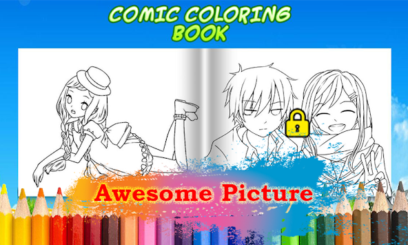 Color Fit Mandala Coloring Book Poster